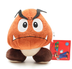 global holdings super mario plush goomba
