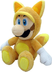 sanei super mario plush doll kitsune