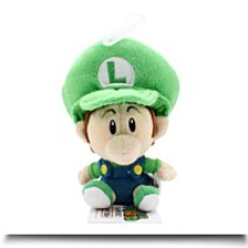 5 5 Official Baby Luigi Soft Stuffed