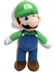 super mario brothers luigi plush doll