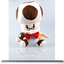 Specials Hard To Find Nintendo Super Toad 10 Plush