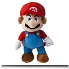 Specials Mario Plush Backpack