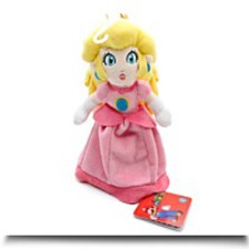 Buy Super Mario 8 Princess Peach Plush