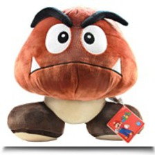 Specials Super Mario PLUSH12 Goomba