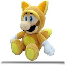 Specials Super Mario Plush Doll 9 Kitsune Fox