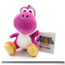 Buy Super Mario Plush Series Doll 5 Purple