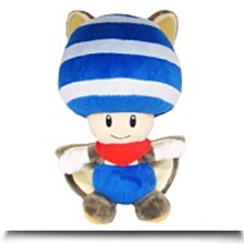 Super Mario Plush Series Plush Doll
