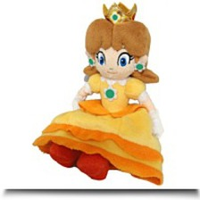 Specials Super Mario Princess Daisy Plush Doll