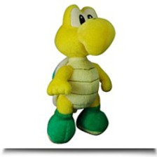 Super Koopa Troopa Plush