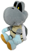 sanei super mario bones plush doll