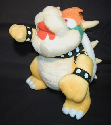 Super Mario Party 10 Plush - Bowser