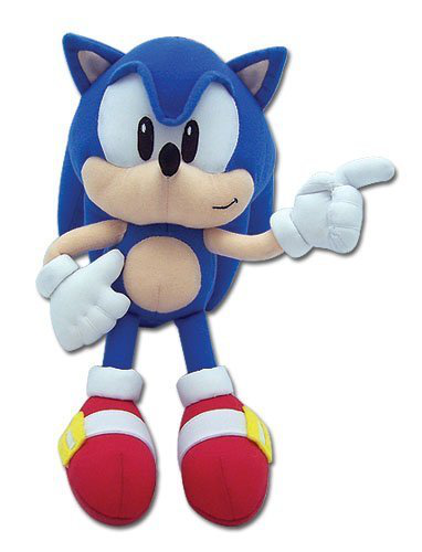 Ge Animation Sonic The Hedgehog Classic