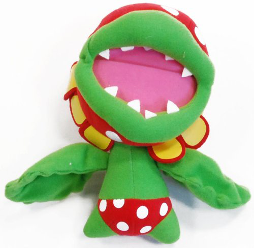 Super Mario Brothers Petey Piranha Plush