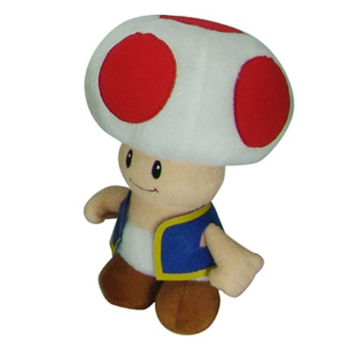 Super Toad Plush